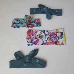 SALE Bundle of Baby Girl Headwraps